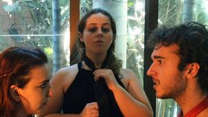Projeto Casa do Léu retoma atividades como Teatro ao Léu na estreia da peça Sete Contos