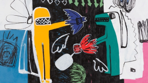 Rochane Torres abre exposição individual na Vila Cultural Cora Coralina