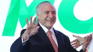 Temer se reúne em Brasília com relator da reforma da Previdência