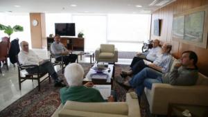 Temer se reune com presidentes da Câmara e do Senado para discutir pauta no Congresso