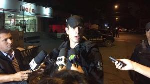 Explosão tinha como alvo advogado, afirma tenente do Bope