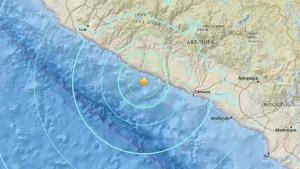 Terremoto de magnitude 4,3 atinge costa central do Peru