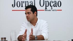 Thiago Albernaz é cotado para assumir a Codego. Júlio Vaz assumiria uma secretaria