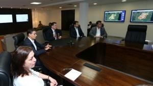 Thiago Peixoto lança central estratégica de monitoramento de projetos