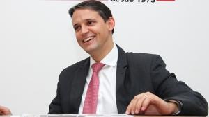 Thiago Peixoto palestra sobre avanços da educação em Goiás na Universidade de Harvard
