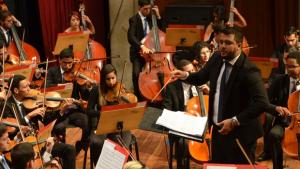 """Sinfônica Jovem apresenta """"Música e Cinema"""" neste domingo"""