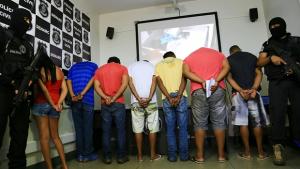 Polícia Civil desarticula três quadrilhas de tráfico de drogas