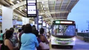 Aparecida lança campanha de combate ao assédio às mulheres nos ônibus