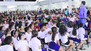 Cirandinha, em Trindade, torna-se uma nova escola para quase 700 alunos