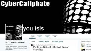 Twitter e Youtube do Comando Central dos EUA é hackeado por simpatizantes do Estado Islâmico
