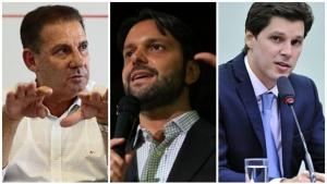 Principal adversário de Daniel Vilela em 2022 pode ser Vanderlan Cardoso ou Baldy