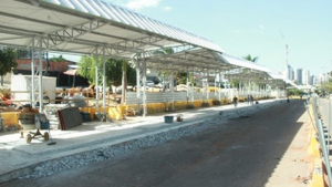 Prefeitura de Goiânia entrega terminal provisório do Isidória na segunda-feira, 19