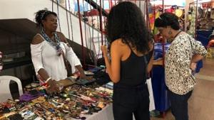 Mutirama recebe 1ª Feira Afroempreendedora de Goiânia