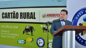 Governo lança Cartão Rural, primeira ação do Inova Goiás
