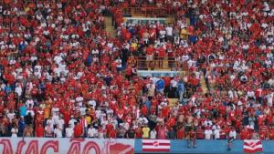 Surreal: público de jogo do Vila pode ter sido de 25 mil. Ou de 40 mil