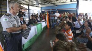 Goiás está entre Estados que aderiram programa de escolas militares do Governo Federal
