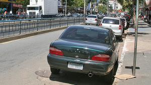 Estacionamento nas ruas de Goiânia poderá ser controlado por aplicativo de celular