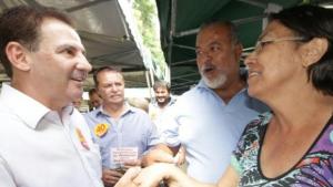 """Vanderlan sobre Serpes: """"O sentimento das ruas é de crescimento"""""""