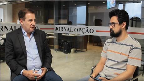 """""""Defendo a independência do Progressista em relação à Prefeitura de Goiânia e ao Estado"""""""