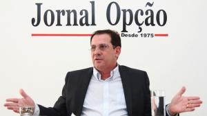 """""""Dependendo da coligação em Goiás, vai ser muito difícil o PMDB apoiar Eduardo Campos"""""""