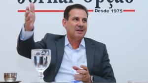 """""""População espera mais que a política arcaica que atrasou Goiânia durante tanto tempo"""""""