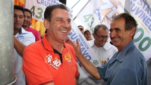 Rede Sustentabilidade anuncia apoio a Vanderlan Cardoso no segundo turno
