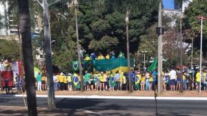 Vem Pra Rua convoca manifestação contra Lula nesta terça-feira em Goiânia