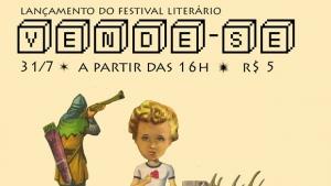 """Festival """"Vende-se"""" e a valorização da literatura"""