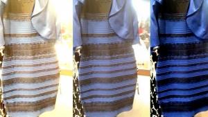 """Famosos reagem à polêmica do vestido que está """"enlouquecendo"""" a internet"""
