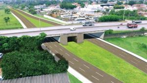 Prefeitura de Goiânia lança obras do Viaduto da Enel nesta segunda-feira