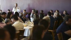 Empresários de Vicente Pires se reúnem com governador