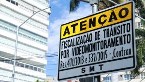 Fiscalização por câmeras segue sem previsão de expansão em Goiânia