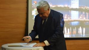 Vilmar Rocha toma posse no conselho da Empresa de Pesquisa Energética