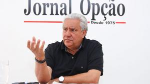 Thiago Peixoto garante que o PSD vai bancar Vilmar Rocha para o Senado