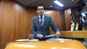 Ex-integrante da Cei do Transporte Coletivo, deputado é favorável à privatização da Metrobus