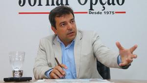 Prefeito de Jataí, Vinicius Luz, aprova trabalho de Daniel para Jataí mas apoia Eliton pra governador