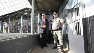 Presos confirmam que origem de rebelião é confronto entre facções criminosas