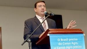 Assembleia e IBGE firmam parceria para lançar Censo Agro 2017