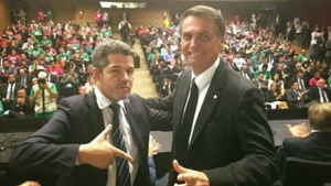 Delegado Waldir declara apoio à pré-candidatura de Bolsonaro para presidente