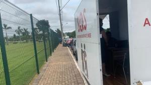 OAB autua advogado que tentava captar clientes em frente ao Hugol para assessoria do Dpvat e INSS
