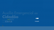 Plataforma de cadastro para auxílio emergencial registra instabilidade