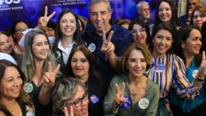 Prefeitos de partidos da base e oposição em Goiás declaram apoio a Marconi e Zé Eliton
