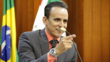 Filiado ao Patriota, Zander não descarta disputar reeleição pelo PP, MDB ou PSDB