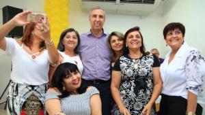 Zé Eliton garante que seu governo terá forte participação feminina
