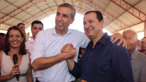 Hildo do Candango é referência política em Goiás, diz vice-governador Zé Eliton