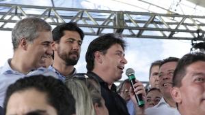 Marconi trata Lúcia Vânia e Wilder Morais como políticos respeitáveis