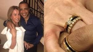 Enquanto Zezé vende fazenda, Zilu ganha anel do namorado e ostenta nas redes sociais